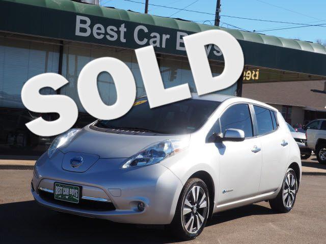 2015 Nissan LEAF SL Englewood, CO