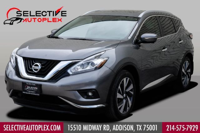 2015 Nissan Murano Platinum in Addison, TX 75001
