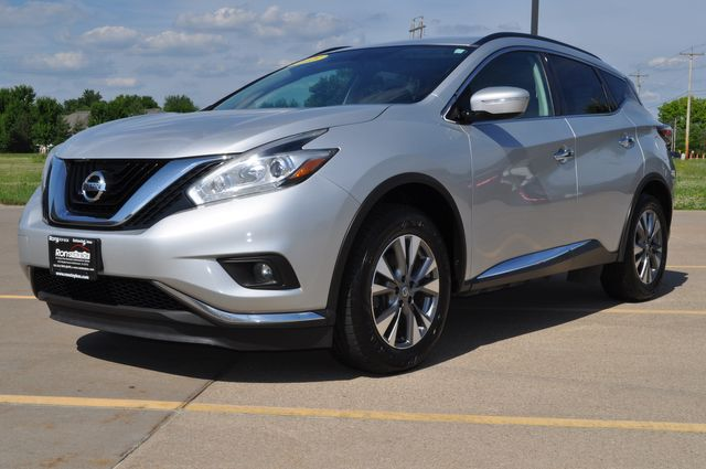 2015 Nissan Murano SV in Bettendorf/Davenport, Iowa 52722