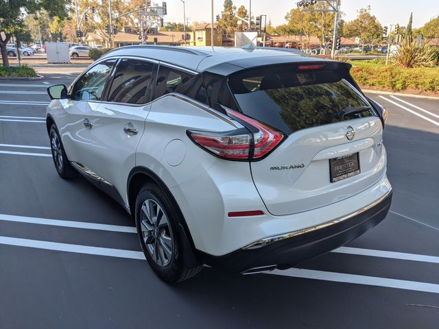 2015 Nissan MURANO SL in Campbell, CA 95008