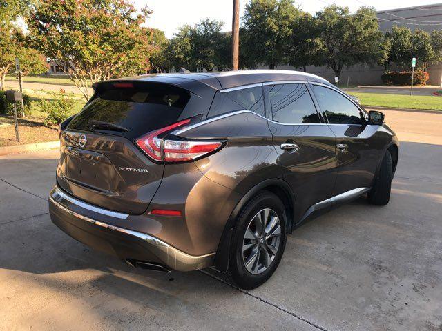 2015 Nissan Murano Platinum in Carrollton, TX 75006