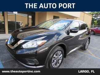 2015 Nissan Murano S W/NAVI in Clearwater Florida, 33773