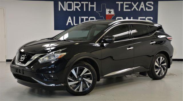 2015 Nissan Murano Platinum in Dallas, TX 75247