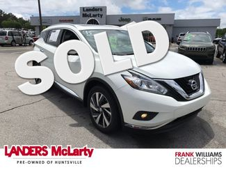 2015 Nissan Murano Platinum | Huntsville, Alabama | Landers Mclarty DCJ & Subaru in  Alabama