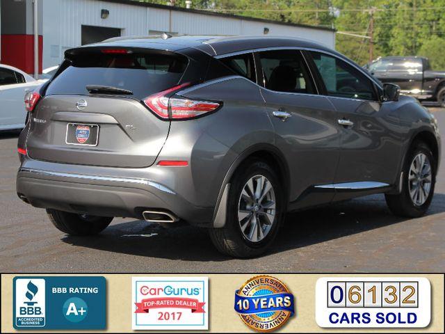 2015 Nissan Murano SL FWD - TECHNOLOGY PKG! Mooresville , NC 2
