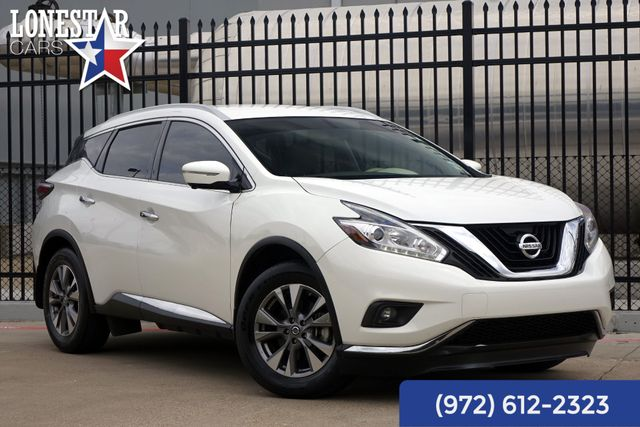 2015 Nissan Murano SL Clean Carfax One Owner