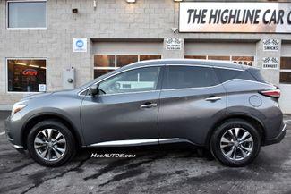 2015 Nissan Murano Platinum Waterbury, Connecticut 3