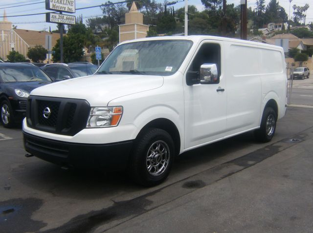 2015 Nissan NV2500HD S Los Angeles, CA