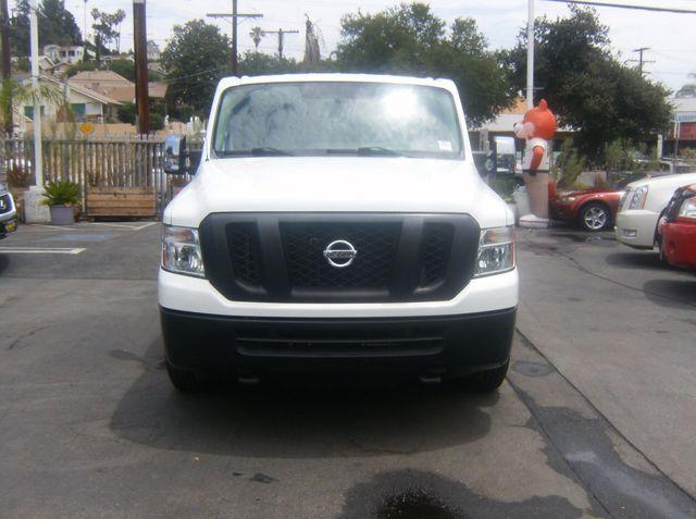 2015 Nissan NV2500HD S Los Angeles, CA 1