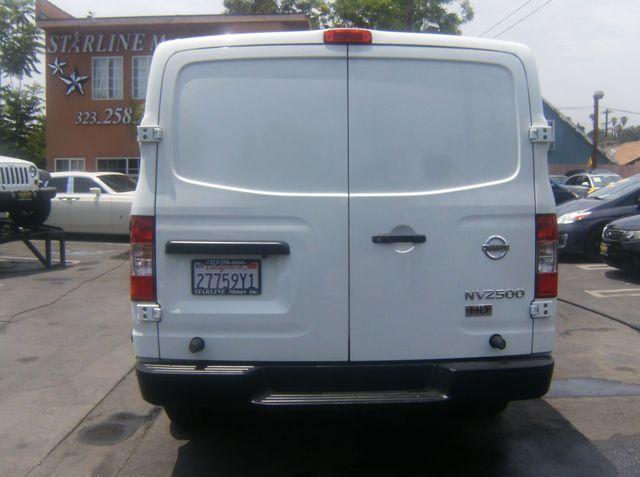2015 Nissan NV2500HD S Los Angeles, CA 9