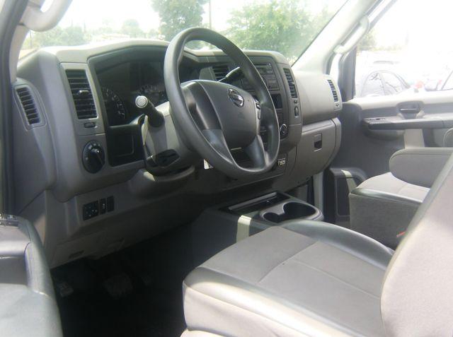 2015 Nissan NV2500HD S Los Angeles, CA 2