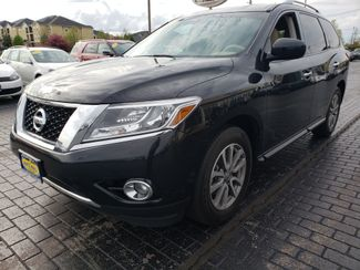 2015 Nissan Pathfinder Platinum | Champaign, Illinois | The Auto Mall of Champaign in Champaign Illinois