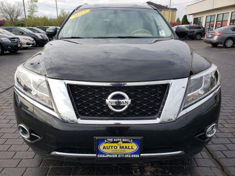 2015 Nissan Pathfinder Platinum | Champaign, Illinois | The Auto Mall of Champaign in Champaign, Illinois