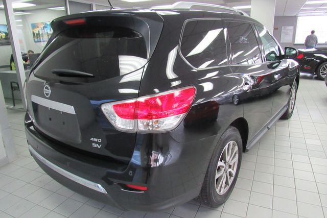 2015 Nissan Pathfinder SV Chicago, Illinois 5