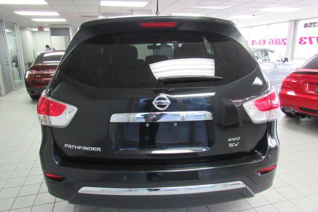 2015 Nissan Pathfinder SV Chicago, Illinois 6