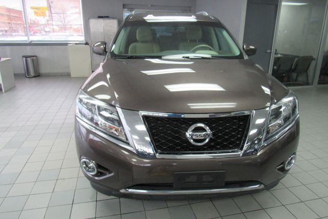 2015 Nissan Pathfinder SV Chicago, Illinois 1