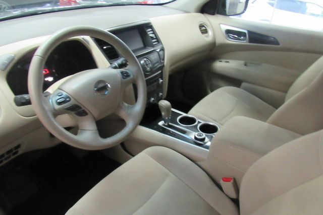 2015 Nissan Pathfinder SV Chicago, Illinois 11