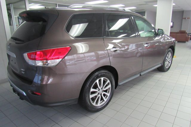 2015 Nissan Pathfinder SV Chicago, Illinois 5