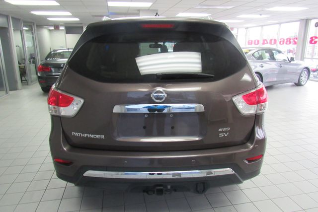 2015 Nissan Pathfinder SV Chicago, Illinois 6