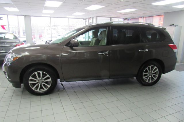 2015 Nissan Pathfinder SV Chicago, Illinois 8