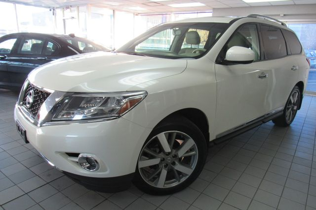 2015 Nissan Pathfinder Platinum Chicago, Illinois 3