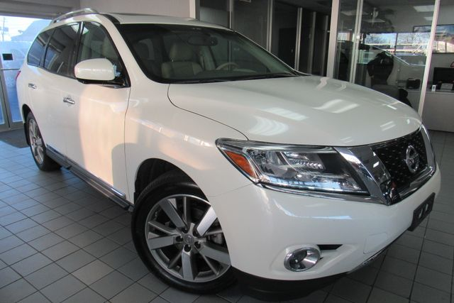 2015 Nissan Pathfinder Platinum Chicago, Illinois