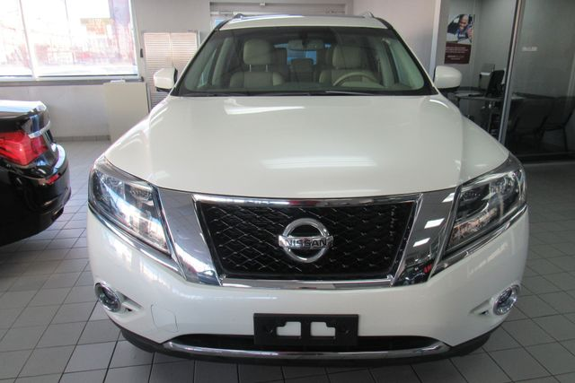 2015 Nissan Pathfinder Platinum Chicago, Illinois 2