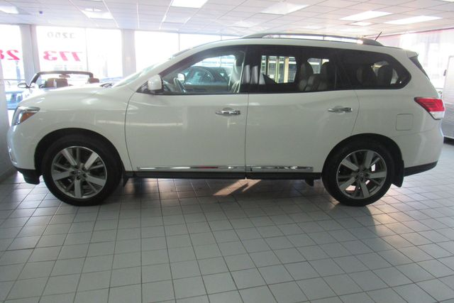 2015 Nissan Pathfinder Platinum Chicago, Illinois 4