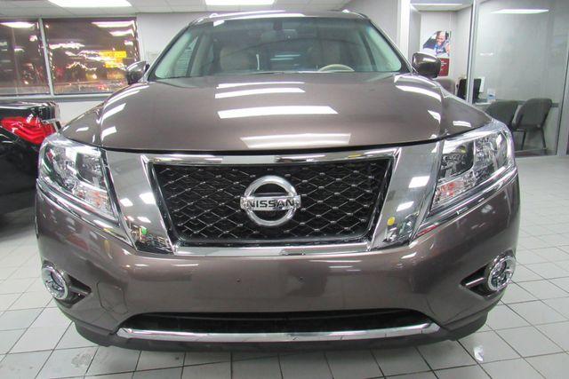 2015 Nissan Pathfinder Platinum Chicago, Illinois 1