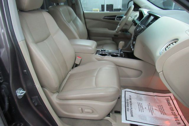2015 Nissan Pathfinder Platinum Chicago, Illinois 10