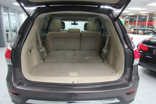 2015 Nissan Pathfinder Platinum Chicago, Illinois 19