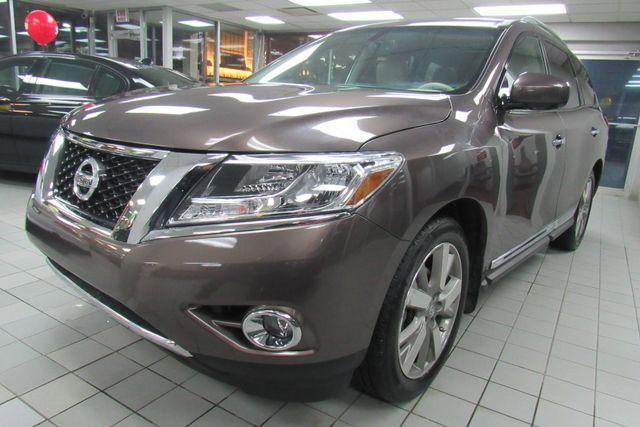 2015 Nissan Pathfinder Platinum Chicago, Illinois 2