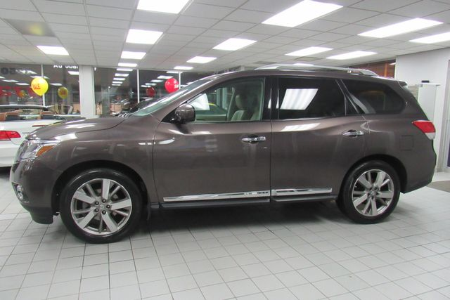 2015 Nissan Pathfinder Platinum Chicago, Illinois 3