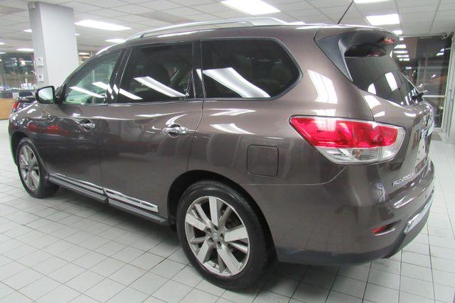2015 Nissan Pathfinder Platinum Chicago, Illinois 4