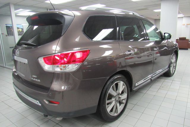 2015 Nissan Pathfinder Platinum Chicago, Illinois 7