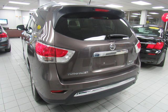 2015 Nissan Pathfinder Platinum Chicago, Illinois 5
