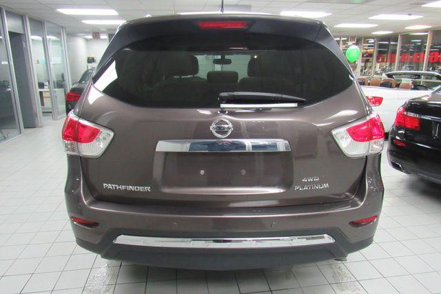 2015 Nissan Pathfinder Platinum Chicago, Illinois 6