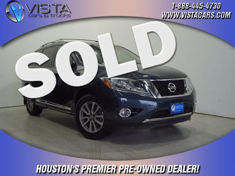 2015 Nissan Pathfinder SL in Houston, Texas
