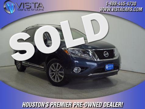 2015 Nissan Pathfinder SL in Houston, Texas