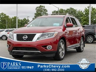 2015 Nissan Pathfinder Platinum in Kernersville, NC 27284