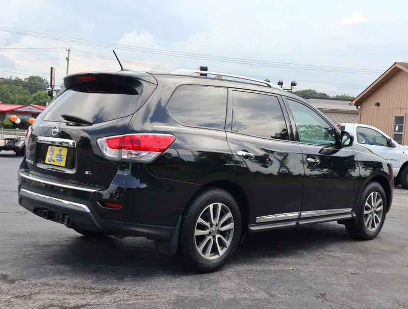 2015 Nissan Pathfinder SL  in Maryville, TN