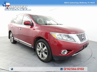 2015 Nissan Pathfinder Platinum in McKinney, Texas 75070