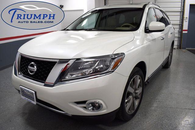 2015 Nissan Pathfinder Platinum in Memphis TN, 38128