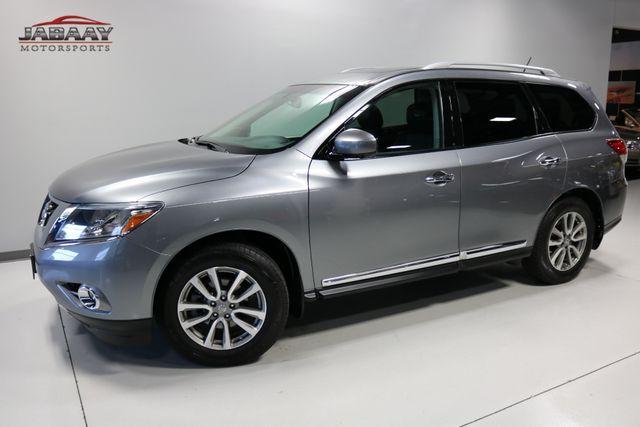 2015 Nissan Pathfinder SL Merrillville, Indiana 33