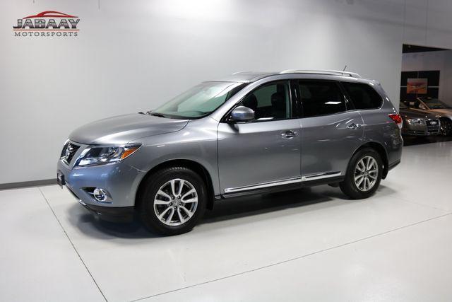 2015 Nissan Pathfinder SL Merrillville, Indiana 38