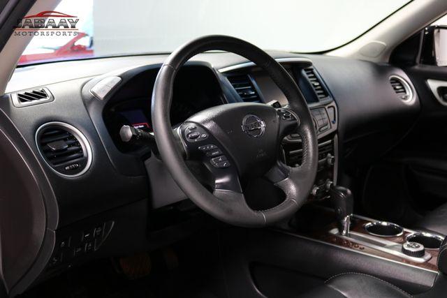 2015 Nissan Pathfinder SL Merrillville, Indiana 9