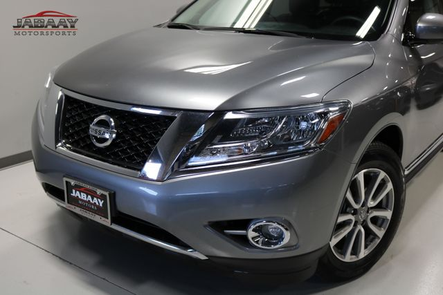 2015 Nissan Pathfinder SL Merrillville, Indiana 34