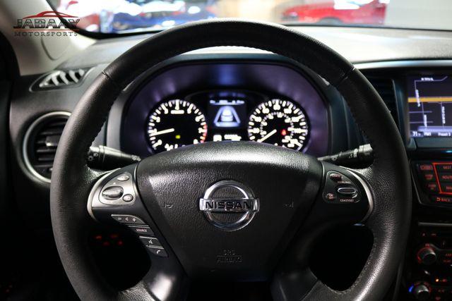 2015 Nissan Pathfinder SL Merrillville, Indiana 18