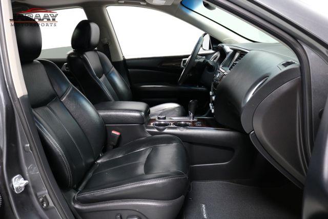 2015 Nissan Pathfinder SL Merrillville, Indiana 16
