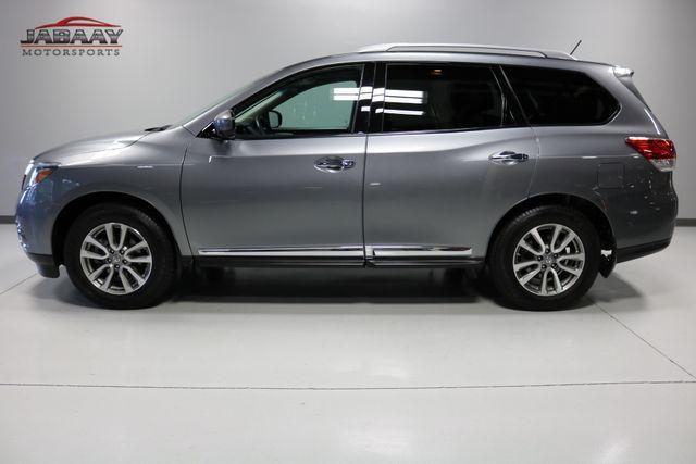 2015 Nissan Pathfinder SL Merrillville, Indiana 1